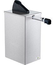 Server Express Stainless Rectangle
