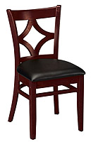 Regal Wood Chair 419