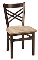 Regal Wood Chair 515W