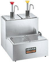Compact Serving Station