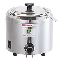 1 1/2 Quart Food Topping Warmer