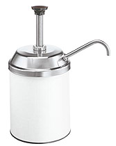 #10 Can Condiment Pump