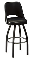 Regal Bar Stool 85-1115BLK