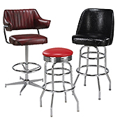 Regal Barstools-Classic, 50's, High Backs & More