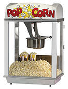 8oz Popcorn Machines