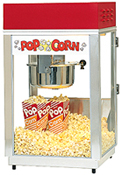 6oz Popcorn Machines & Carts