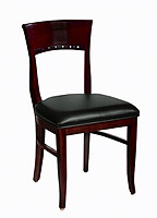Regal Wood Chair 068