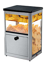 Nacho Cheese Machines-Nacho warming equipment, nacho cheese, chip bins, nacho trays, and more.