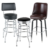 Quck ship bar stools ship within three business days.