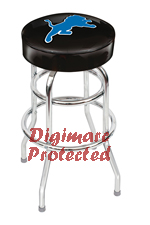 Detroit Lions  bar stools, pool cues, dart boards, pub tables, pub table lamps and  merchandise