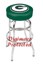 Green Bay Packers bar stools, pool cues, dart boards, pub tables, pub table lamps and  merchandise