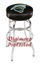 Jacksonville Jaguars  bar stools, pool cues, dart boards, pub tables, pub table lamps and  merchandise