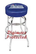New England Patriots  bar stools, pool cues, dart boards, pub tables, pub table lamps and  merchandise