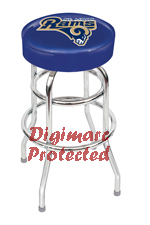 St Louis Rams  bar stools, pool cues, dart boards, pub tables, pub table lamps and  merchandise