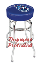 Nfl Barstools Double Ring Barstools Licensed Team Logo