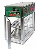 Wisco 495G pizza merchandisers