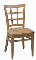 Regal Wood Chair 411WS