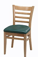 Regal Wood Chair 412