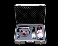 Travel bars-Free engraving on all leather and vinyl travel bars.