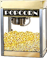 Bring the movie theater experience to your home or business with this commercial grade popcorn popper. Great starter price at $269.99