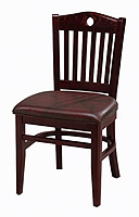 Regal Wood Chair413