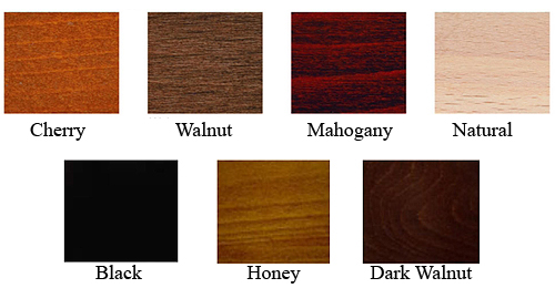 honey oak wood stains color chart bing images